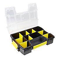 Boîte de rangement Stanley Sortmaster Junior 10 compartiments