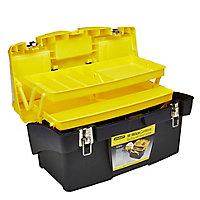 Boîte à outils cantilever en plastique Stanley 48 cm