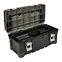 Boîte à outils en plastique Mac Allister 54.5 cm