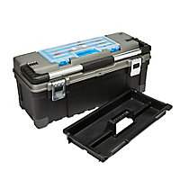 Boîte à outils en plastique Mac Allister 66 cm