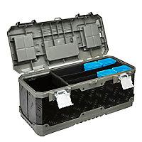 Boîte à outils Plastique/Métal Mac Allister 51 cm