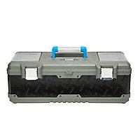 Boîte à outils Plastique/Métal Mac Allister 66 cm