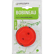 Bobine fil SG122 pour coupe bordures adaptable Black & Decker