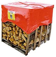 Bois de chauffage 600 kg bûches de 30 cm