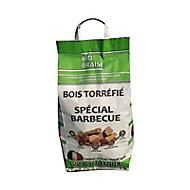 Bois torréfié pour barbecue 5kg