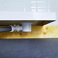 Bonde de douche dôme 90mm Flomasta