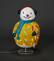 Bonhomme de neige pop up 85 cm