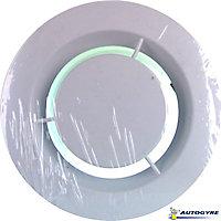 Bouche d'extraction VMC Ø 80 mm blanche