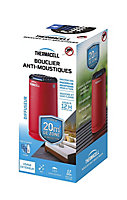 Bouclier anti moustiques Thermacell patio rouge