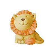 Bouton de meuble résine COLOURS Safari lion jaune