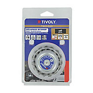 Brosse meuleuse de décapage intensif ronde Tivoly