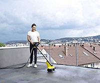 Brosse sol pierre pour nettoyeur de terrasses Karcher PCL4