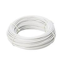 Câble gaine Diall ø2.7 mm, 15 m