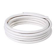 Câble électrique flexible H05VVF 3x1,5mm² Blanc - 25m