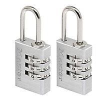 Cadenas Aluminium Master Lock 20 x 31