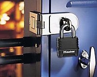 Cadenas Zinc laminé Master Lock 56 x 50 mm
