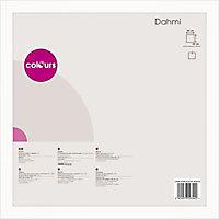 Cadre photo blanc Colours Dahmi 30 x 30 cm, ép.20 mm