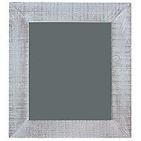 Cadre photo bois blanchi Wood 24 x 30 cm