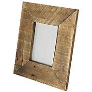 Cadre photo bois Wood 30 x 40 cm