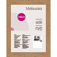 Cadre photo effet chêne Colours Matsuoka 33 x 95 cm