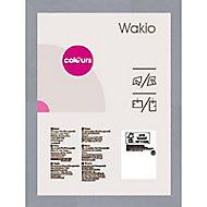 Cadre photo gris Colours Wakio 30 x 40 cm