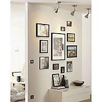 Cadre photo noir Colours Cemin 18 x 24 cm, ép.25 mm