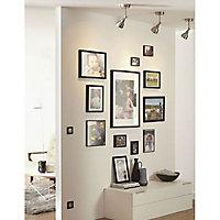 Cadre photo noir Colours Cemin 24 x 30 cm, ép.30 mm