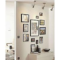 Cadre photo noir Colours Cemin 50 x 70 cm, ép.30 mm