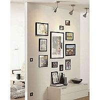 Cadre photo noir Colours Cemin 60 x 80 cm, ép.30 mm