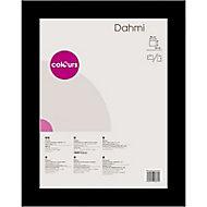 Cadre photo noir Colours Dahmi 30 x 40 cm, ép.45 mm
