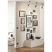 Cadre photo noir Colours Érina 13 x 18 cm