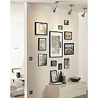 Cadre photo noir Colours Érina 21 x 29,7 cm
