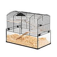 Cage pour gerbille Neo Panas Zolux noir