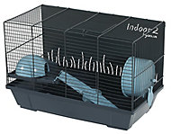 Cage pour hamster Indoor 2 50 cm Zolux bleu