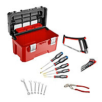 Caisse à outils Facom + 22 outils