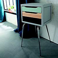 Caisson en pin 3 tiroirs Form Vitoria