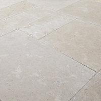 Calcaire Sakkara grey, multiformat, ép.1,3 cm