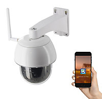 Caméra de surveillance Chacon extérieure 1080p