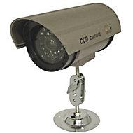 Caméra de surveillance factice intérieure/extérieure Chacon