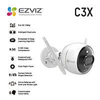 Caméra wifi extérieure Full HD Ezviz C3X
