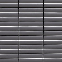 Canisse double face Blooma gris 3 x h.1 m