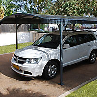 Carport alu Chalet & Jardin Delage 5000