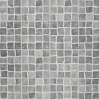 Carrelage extérieur Blocce mix grey 30 x 30 cm