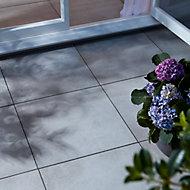 Carrelage extérieur Kontainer gris 60 x 60 cm