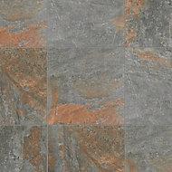 Carrelage extérieur Oxstone gris 60 x 60 cm