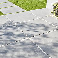 Carrelage extérieur Piasentina gris 60 x 60 cm