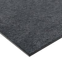 Carrelage extérieur Quartzite anthracite 60 x 60 cm