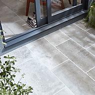 Carrelage extérieur Reclaimed gray 30 x 60 cm