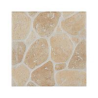 Carrelage extérieur Searocca mix brown 30 x 30 cm