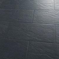 Carrelage extérieur Slate anthracite 30 x 60 cm
